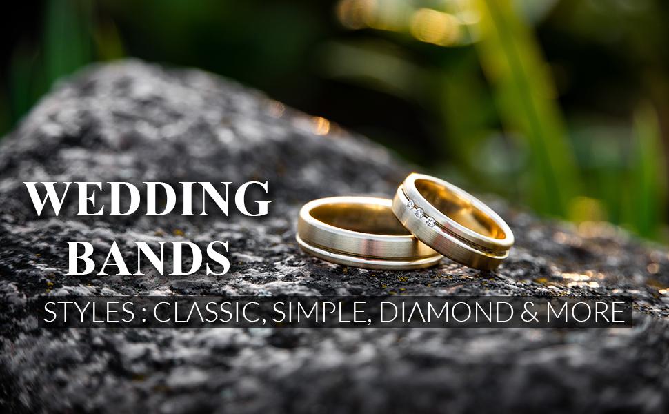 Classic Wedding Bands