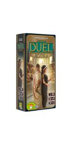 7 Wonders Duel Agora Board Game