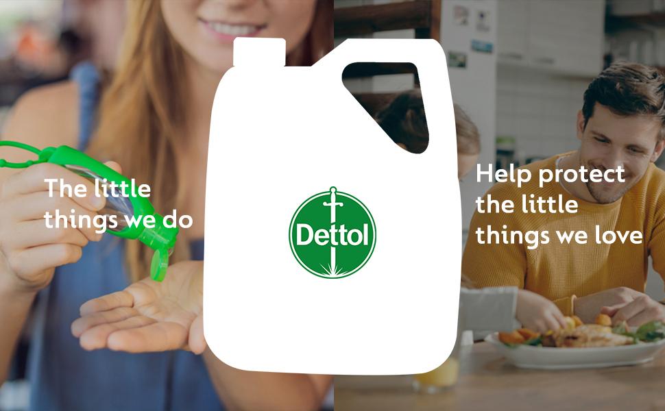 Dettol Sanitizer