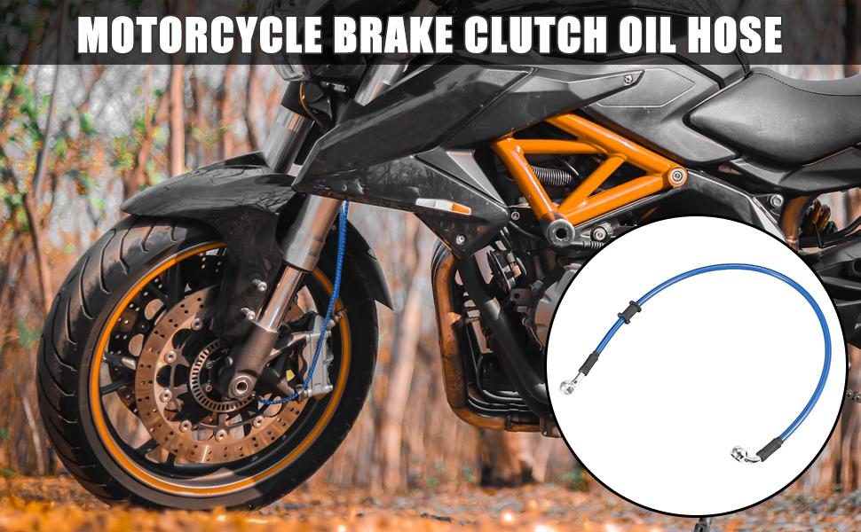Motorcycle Brake Clutch Oil Hose