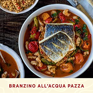 Branzing All'Acqua Pazza