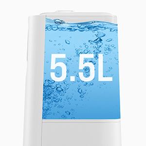 Transparent Water Tank