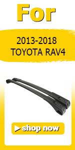 Roof Rack Cross Bars Toyota RAV4