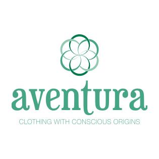 Aventura - Clothing with Conscious Origins Logo