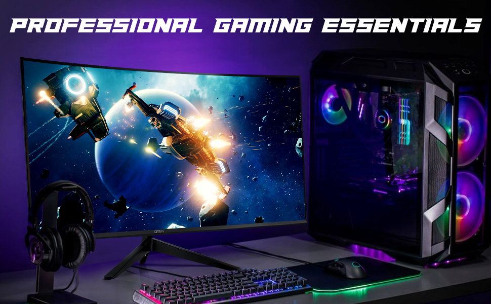 professional gaming monitor 240hz 1ms gtg