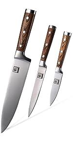 3-pc knife set