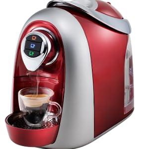 Máquina Modo, café espresso