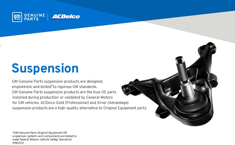 Suspension GM OE Parts