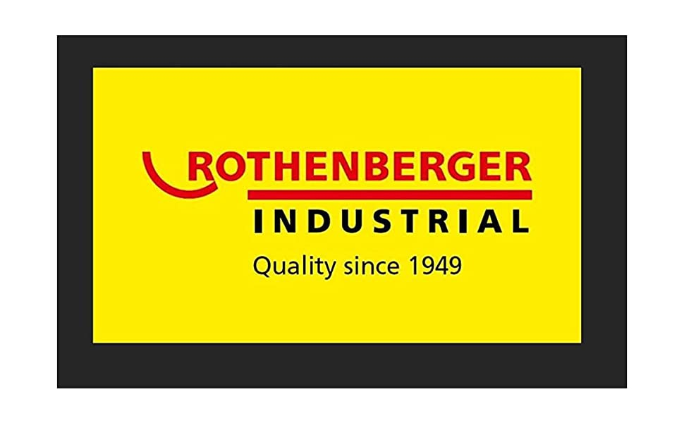 Rothenberger Industrial, logotyp