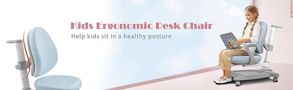 X02 Kids Ergonomic Desk Chair