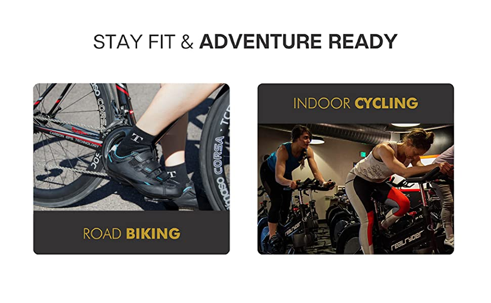 stay fit and adventure ready