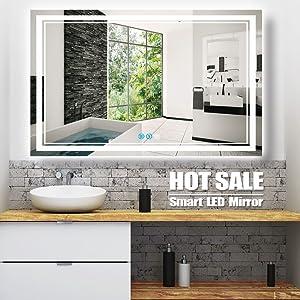 32x 24 Inch Bathroom Vanity Mirror