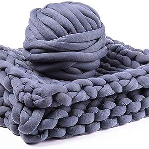 chunky blanket yarn