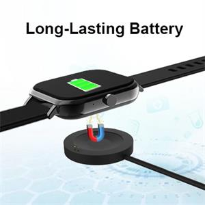 Long-Lasting Battery & Adjustable Brightness
