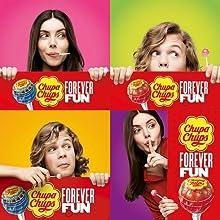 Chupa Chups Forever Fun