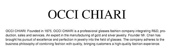 OCCI CHIARI WOMEN'S READING GLASSES
