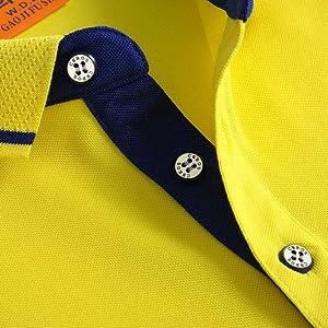 CNROS Short Sleeve Polo short for men
