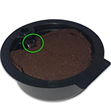 My-Cap Reusable Disc for Tassimo Brewers