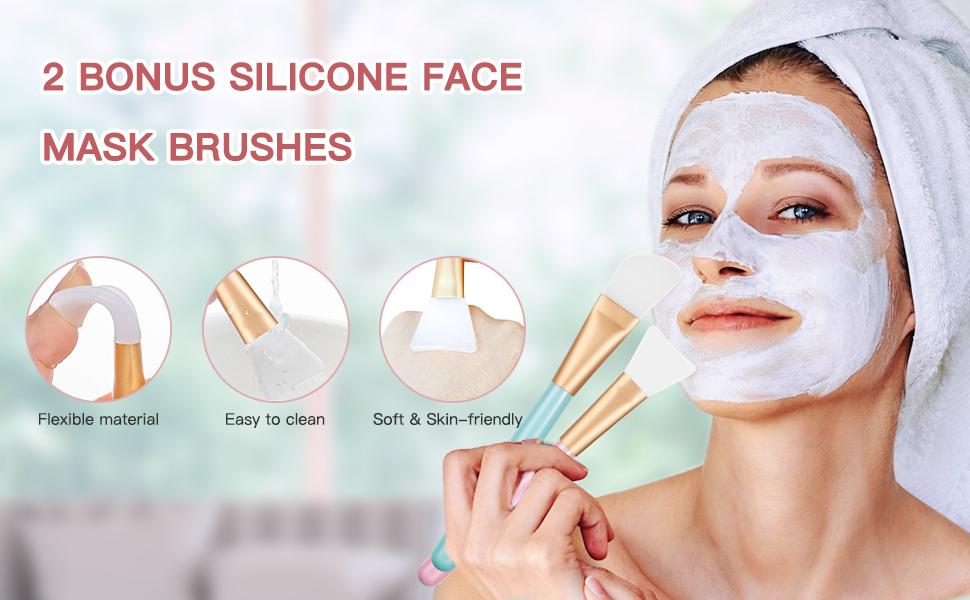Face Mask Brushes