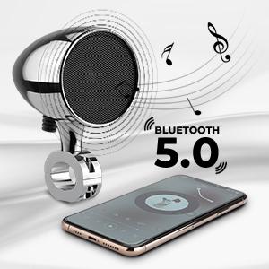 kemimoto motorcycle Bluetooth speakers