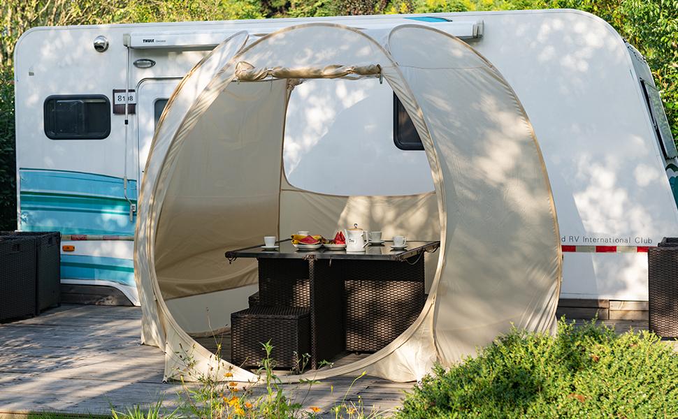 9018#E6 RV camping