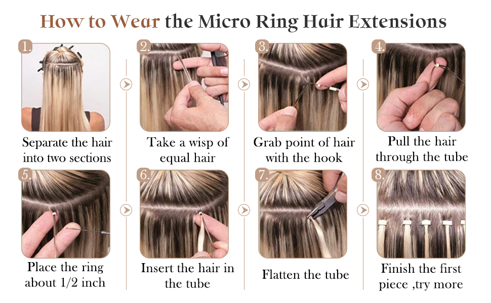 micro how to wear