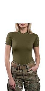 polartec delta t-shirt tactical hiking outdoor