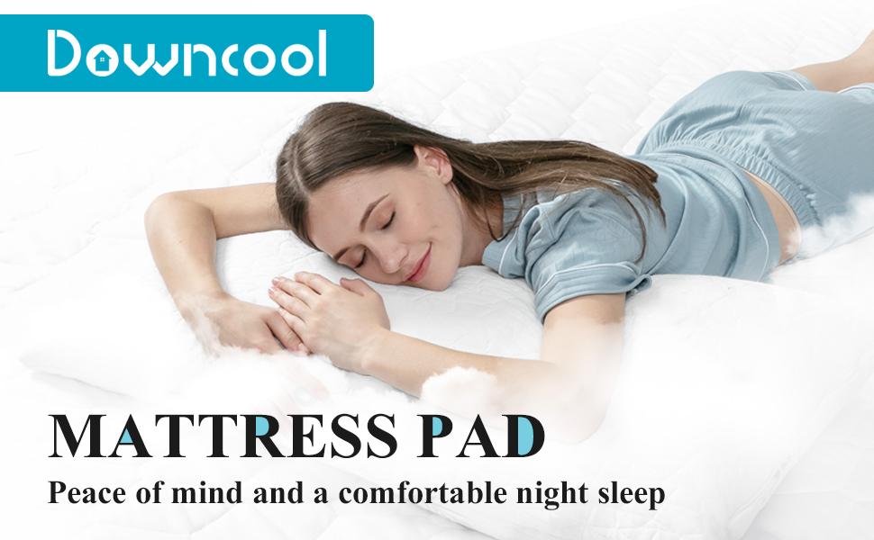 downcool mattress pad5