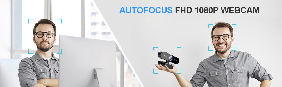 autofocus webcam
