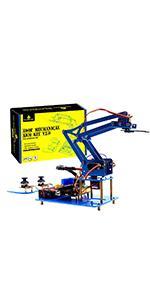 arduino robot arm kit