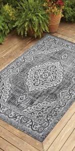 ribon indoor outdoor rug