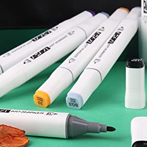 adaxi markers