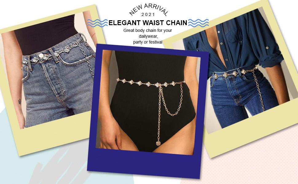 women chain belt gold chain waist belt Chain Belt Waist Belts Chain waist chain belts for women