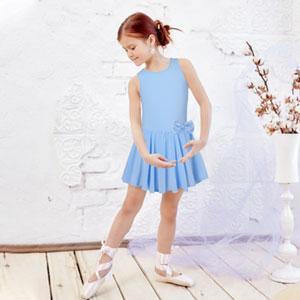 ballet dress for little girls dance leotard with skirt ballerina dress