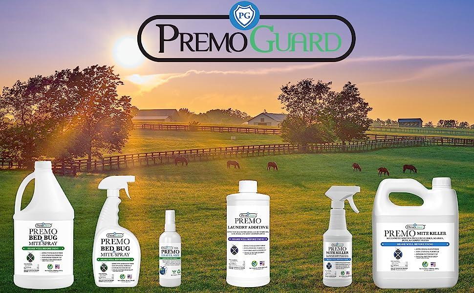 Premo Guard Bed Bug and Mite Killer