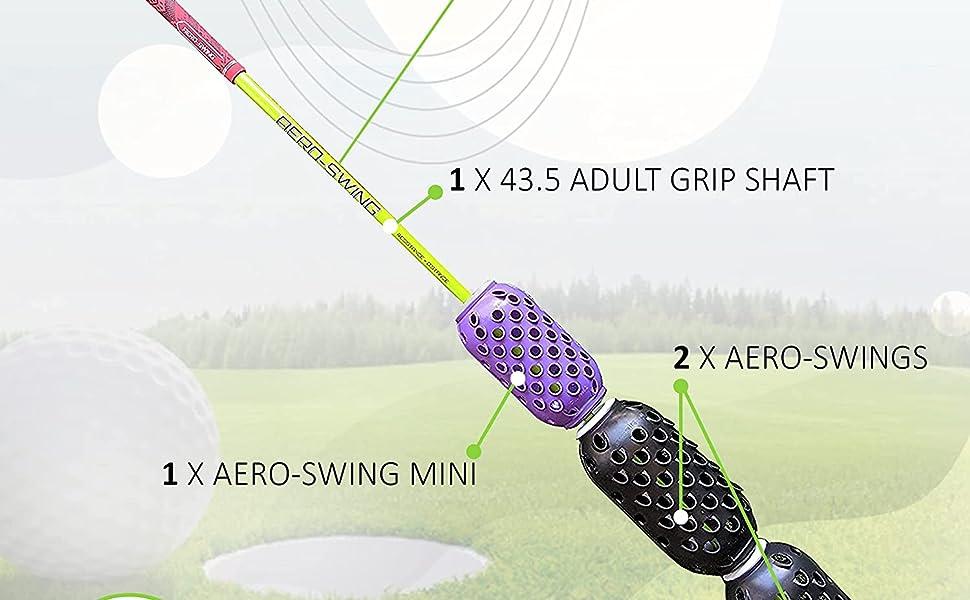 aero swing aero shaft