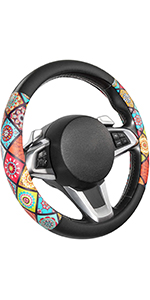 Print Steering Wheel Cover