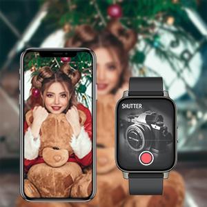camera control smart watch