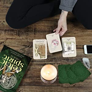 cards in use