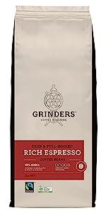 Rich Espresso bag