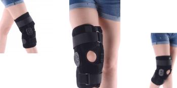 fijador de rodilla patella knee brace stabilizer brace hinged knee brace for arthritis plus size