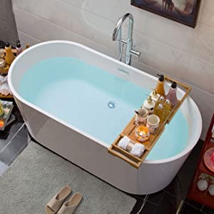 stand alone tub soaker tub deep soaking bathtub soaking bathtub