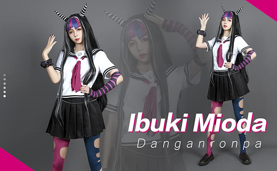 Ibuki Mioda Cosplay