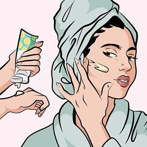 How to Use Vitamin C Face Scrub