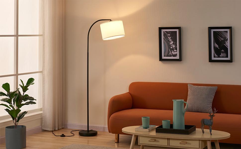 floor lamp black