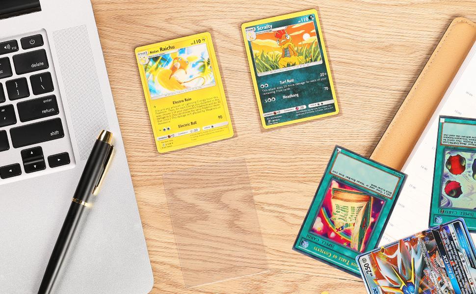 Pokemon Trading Card Sleeves