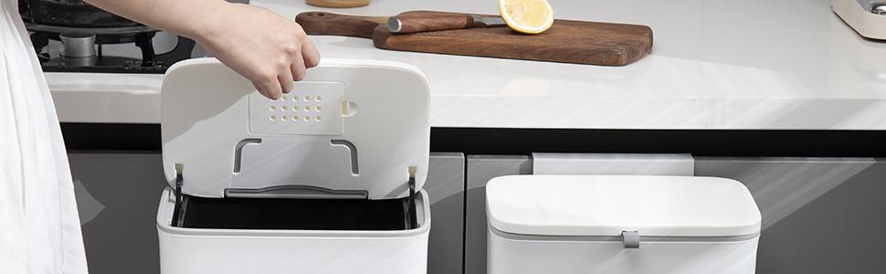 kitchen garbage can
