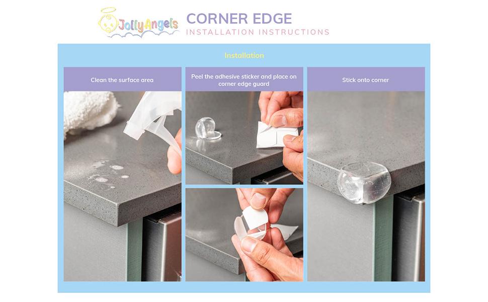 Corner Edge Instructions 970x600