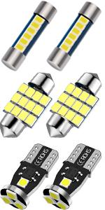 Interior LED Bulbs Kit