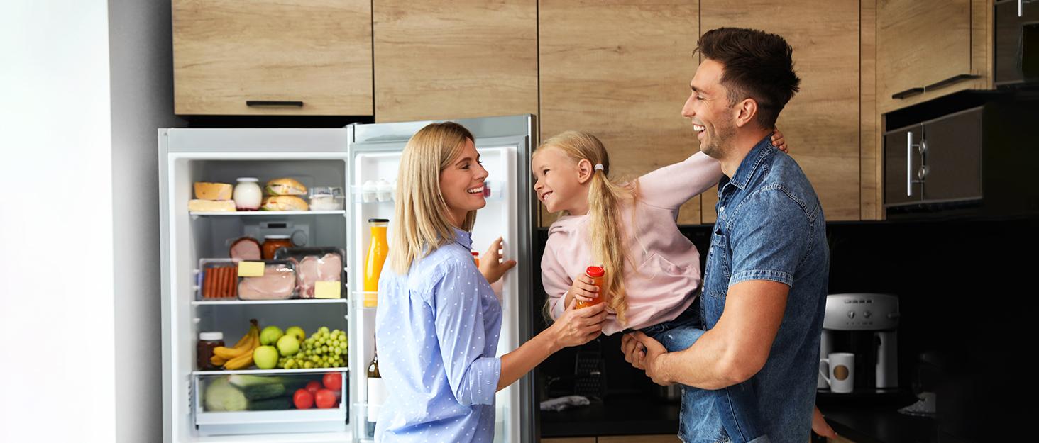 brand story refrigerator